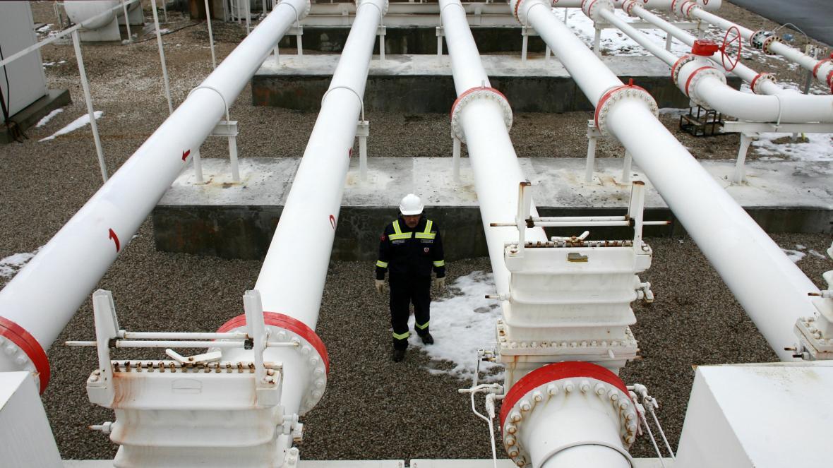 Plyn v Turecku