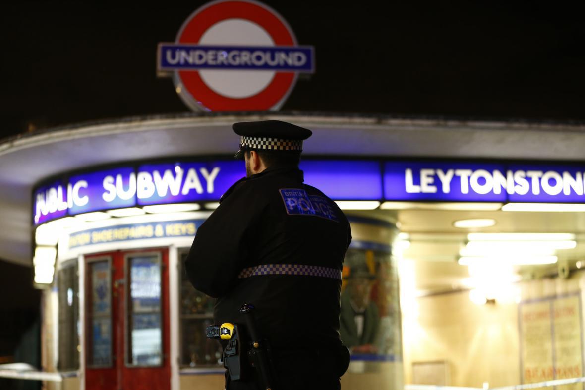 Útok ve stanici Leytonstone