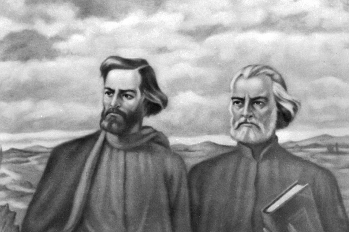 Dobrovolníci zjistí, zda se jejich předci mohli setkat se věrozvěsty