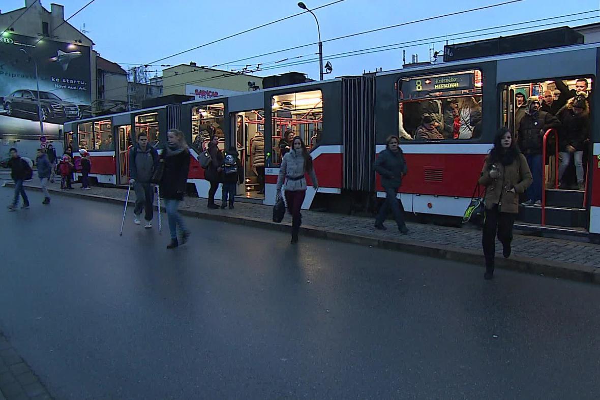 Hazardéry v Heršpické ulici má zastavit plot