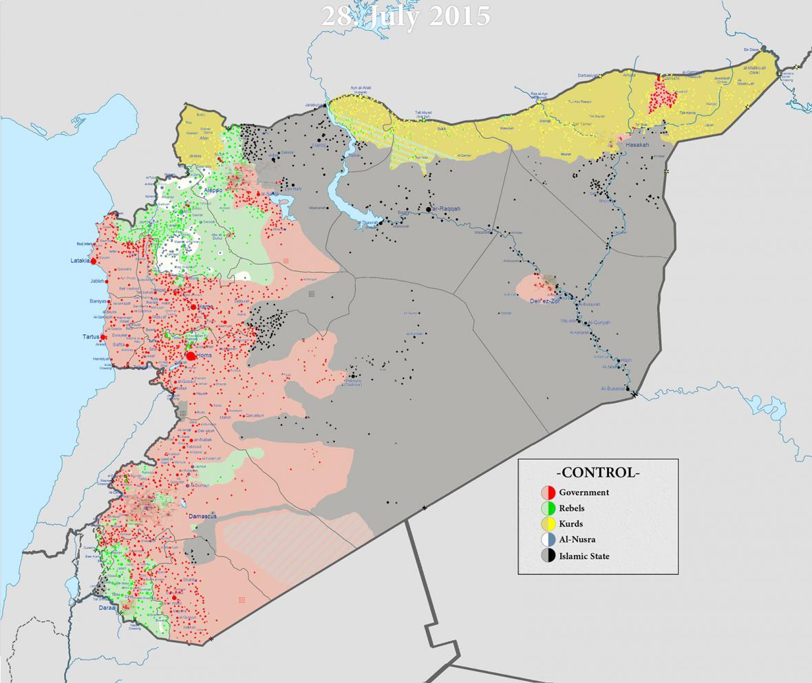 Islámskému státu na dostřel