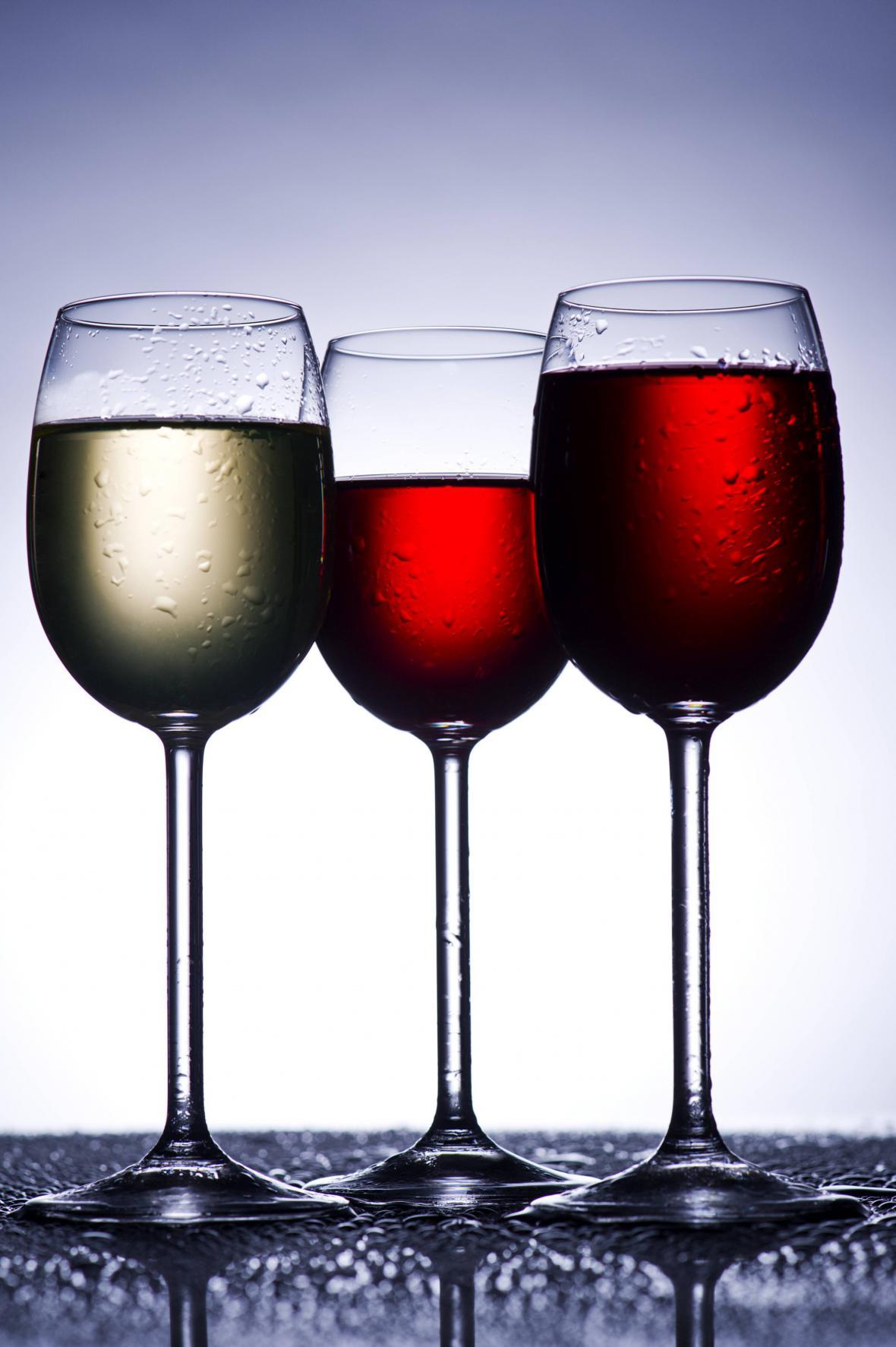 Červené víno poprvé v historii získalo titul absolutního šampióna