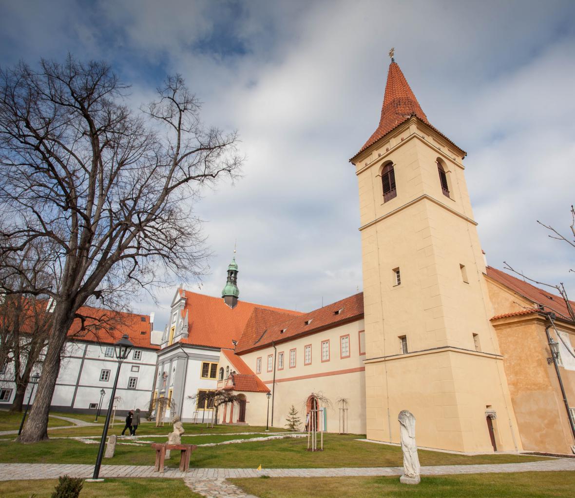 Komplex klášterů minoritů a svaté Kláry v Českém Krumlově