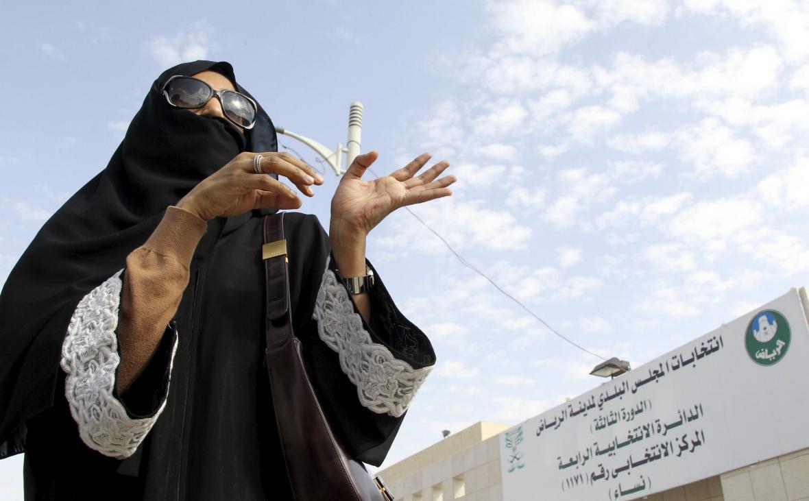 V Saúdské Arábii šly ženy poprvé k volbám
