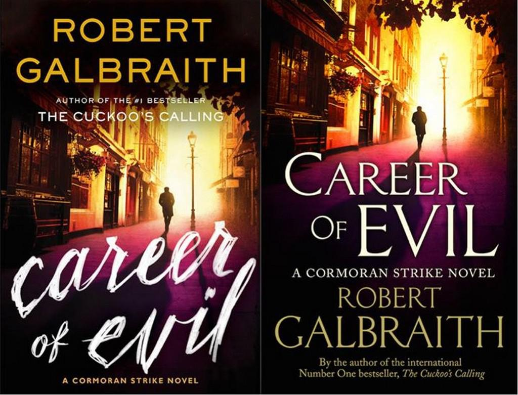 Robert Galbraith / Career of Evil