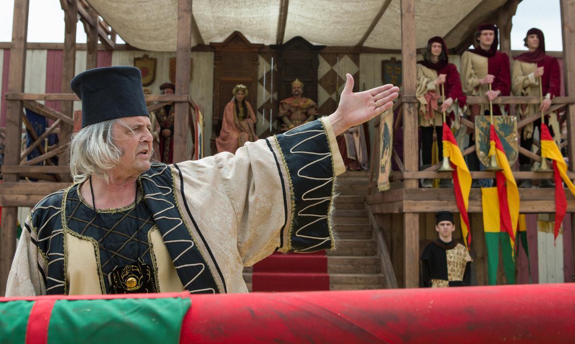 Štědrovečerní pohádka Korunní princ