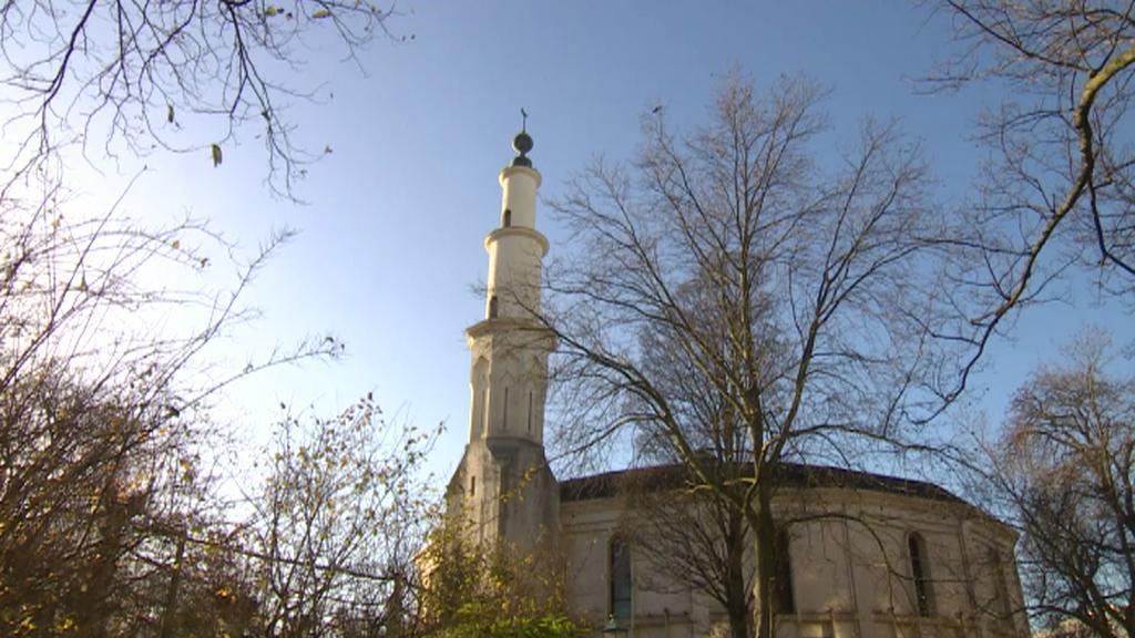 Bruselská Velká mešita