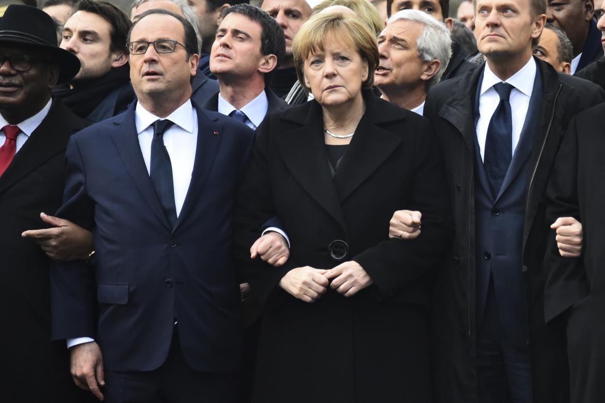 Smutné výročí: Od útoku na redakci Charlie Hebdo uplynul rok