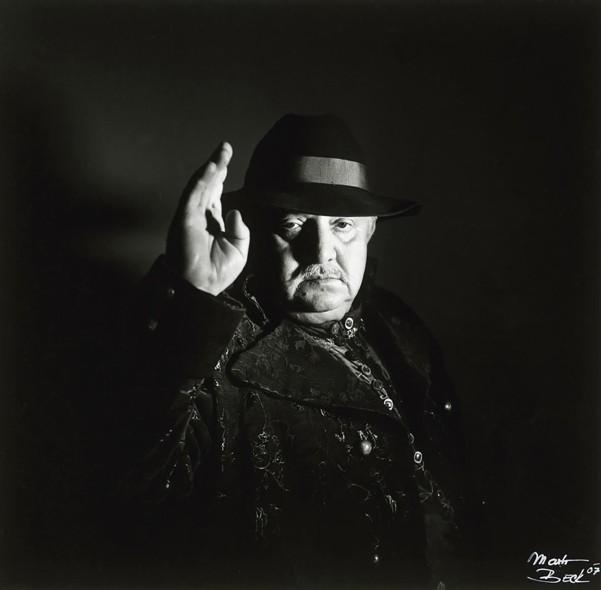 Výstava fotografa Národního divadla Martina Becka