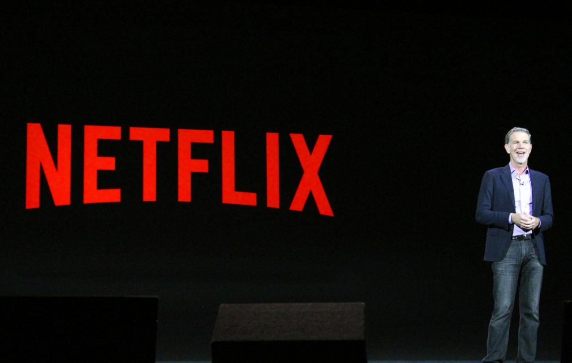 Reed Hastings informuje o expandování Netflixu
