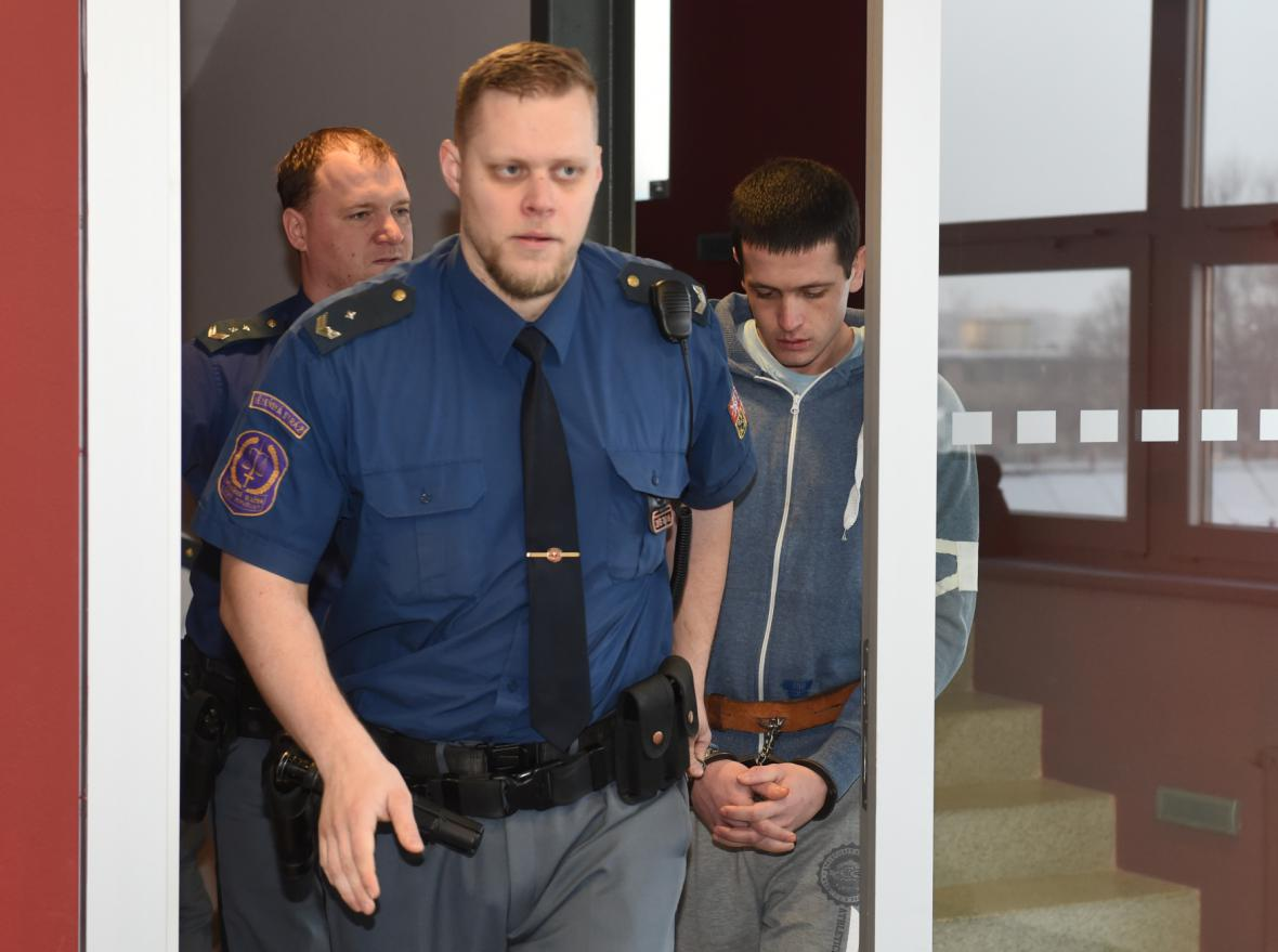 Obžalovaný Tomáš Francl
