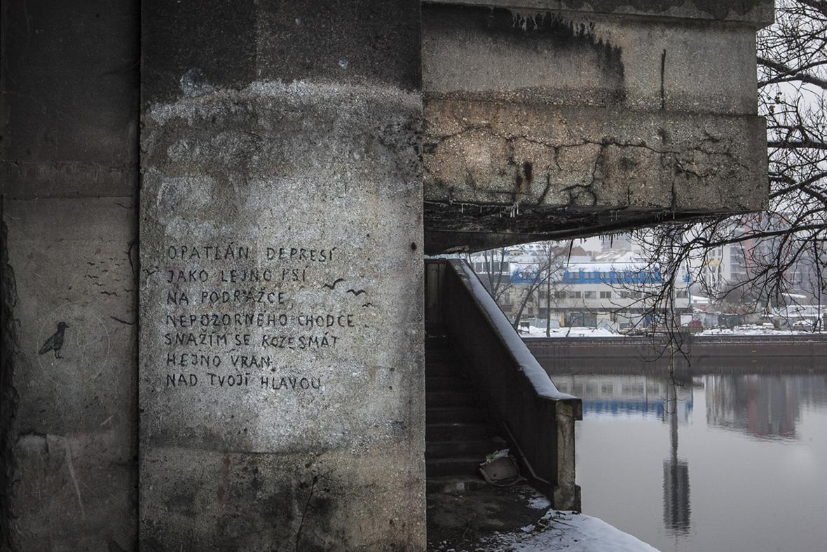 Libeňský most dnes