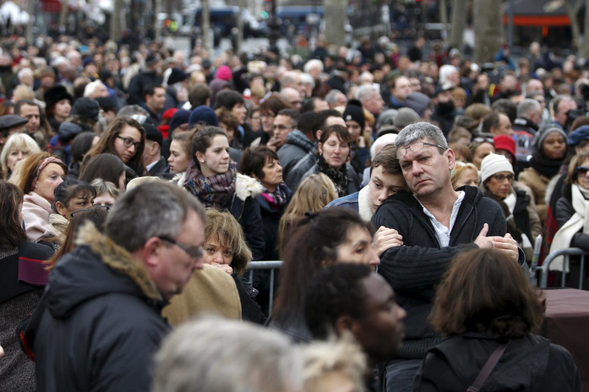 Pieta v Paříži