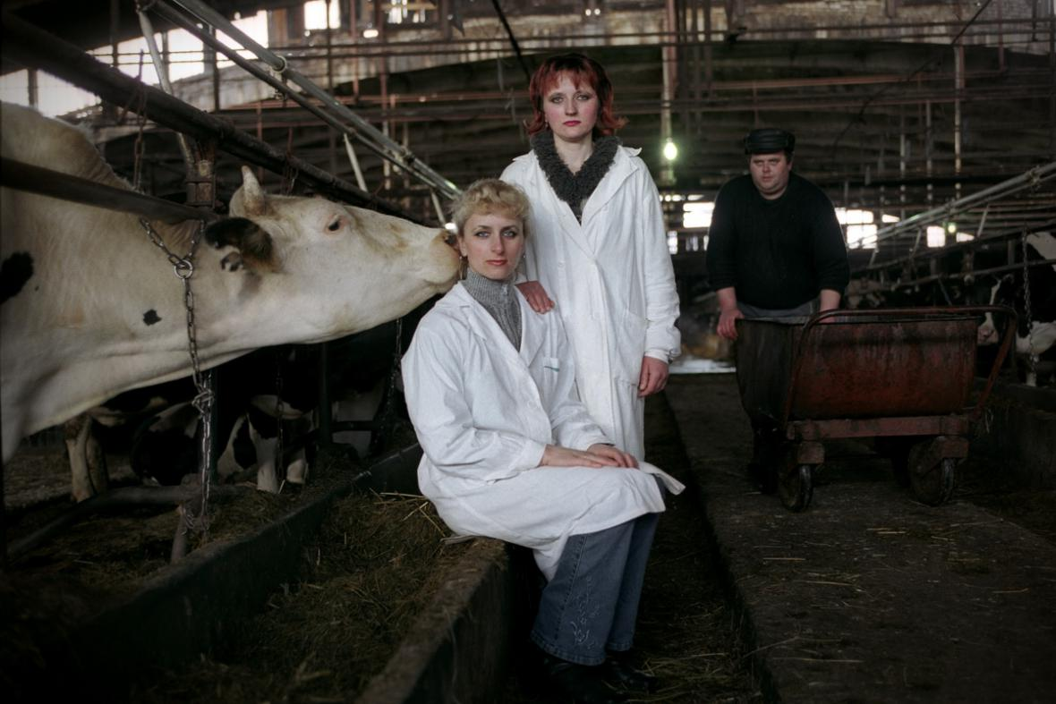 Rusko ve fotografiích Sergeje Maximishina v galerii Zahradník