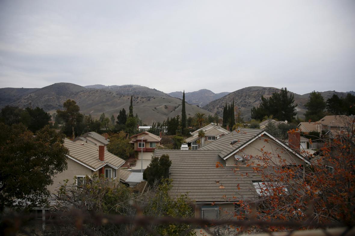 Předměstí L.A. se dusí metanem
