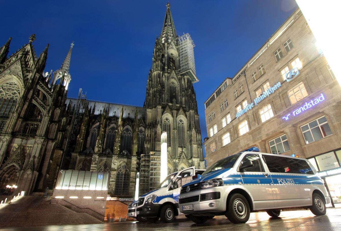 Katedrála v Kolíne nad Rýnem