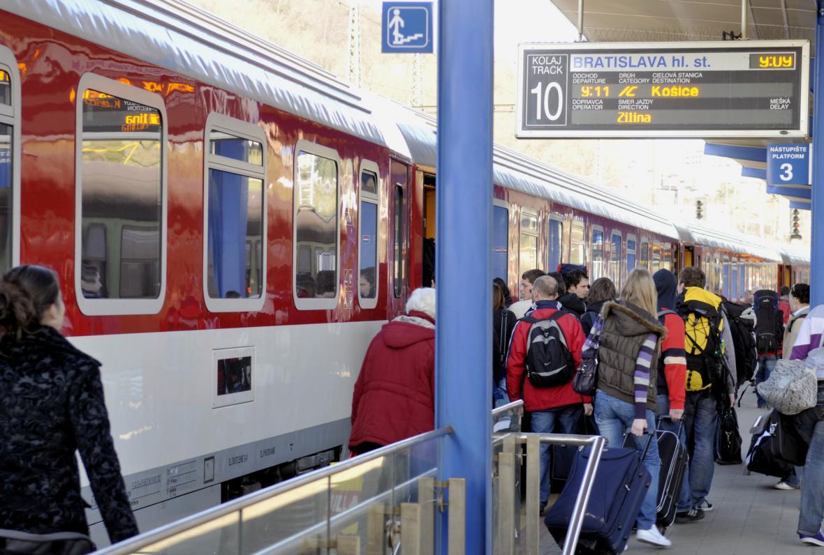 Vlak Intercity