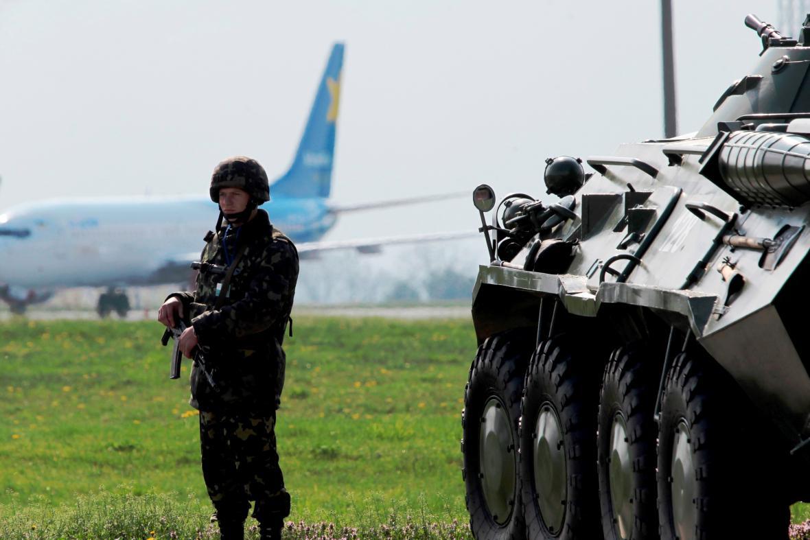 Kyjevské mezinárodní letiště Boryspil