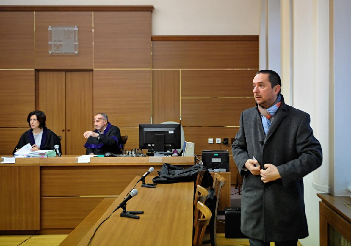 Juraj Thoma na snímku z prosince 2014