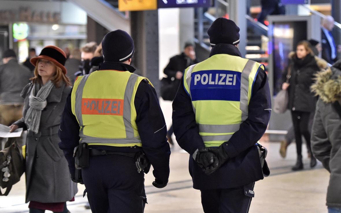 Německá policie