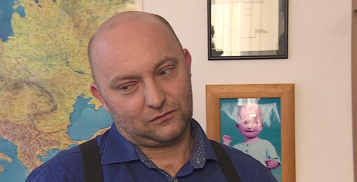soudce Jan Kozák popisuje odposlech kanceláře