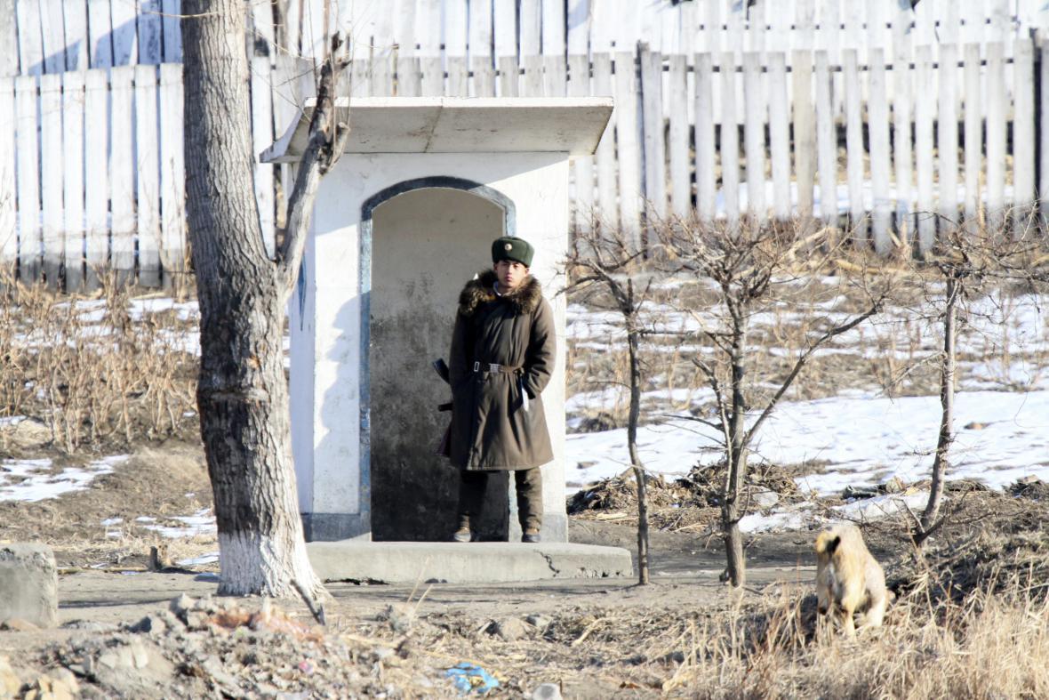 Severokorejská hlídka