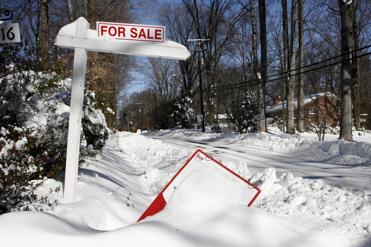 USA se vzpamatovávají ze sněhové bouře Jonas