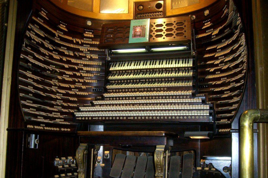 Varhany z Boardwalk Hall