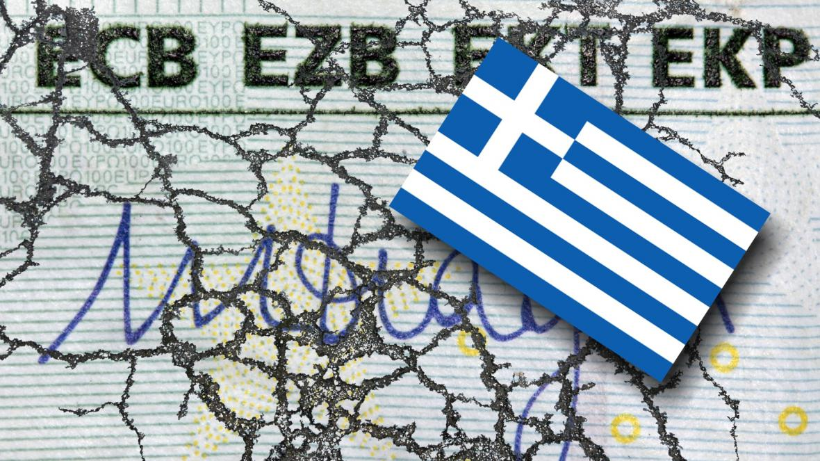 Řecká krize
