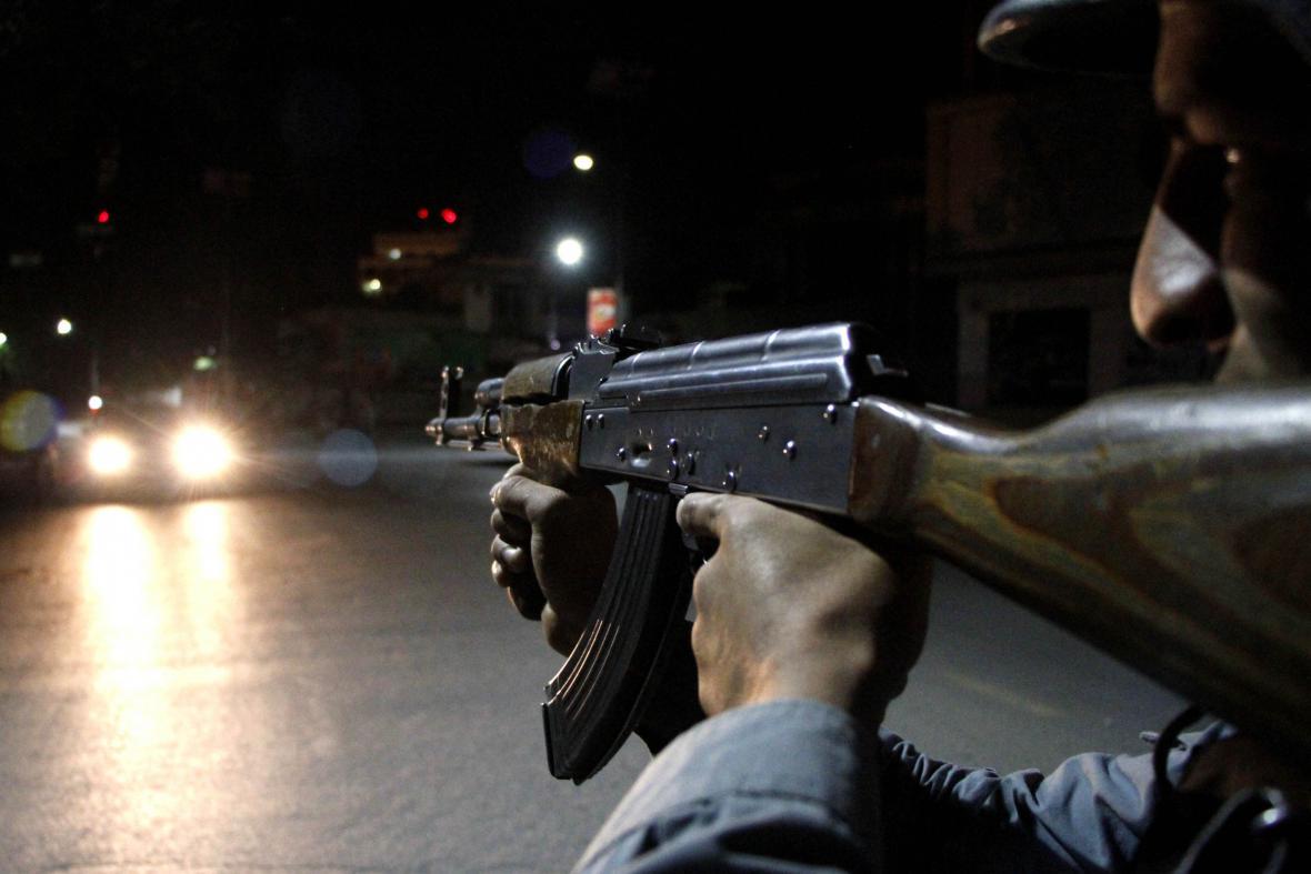 Taliban útočí v Afghánistánu