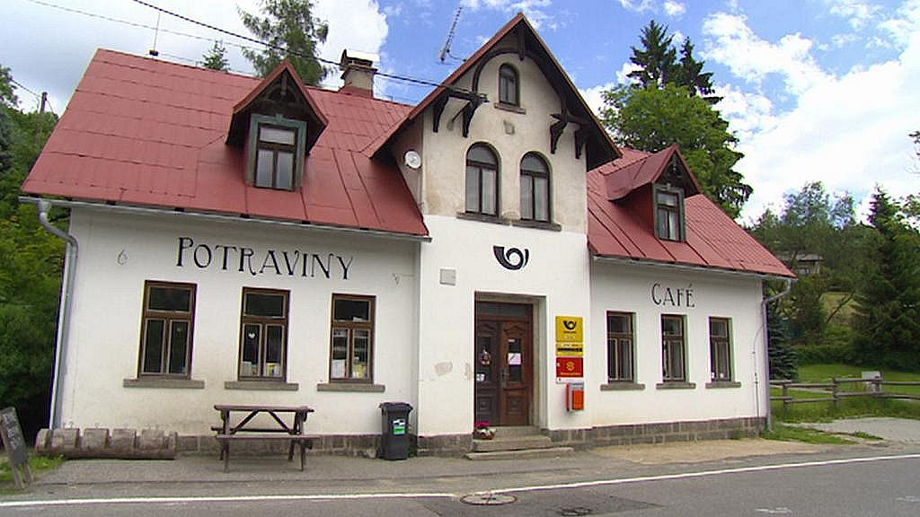 Pošta Partner v Bedřichově