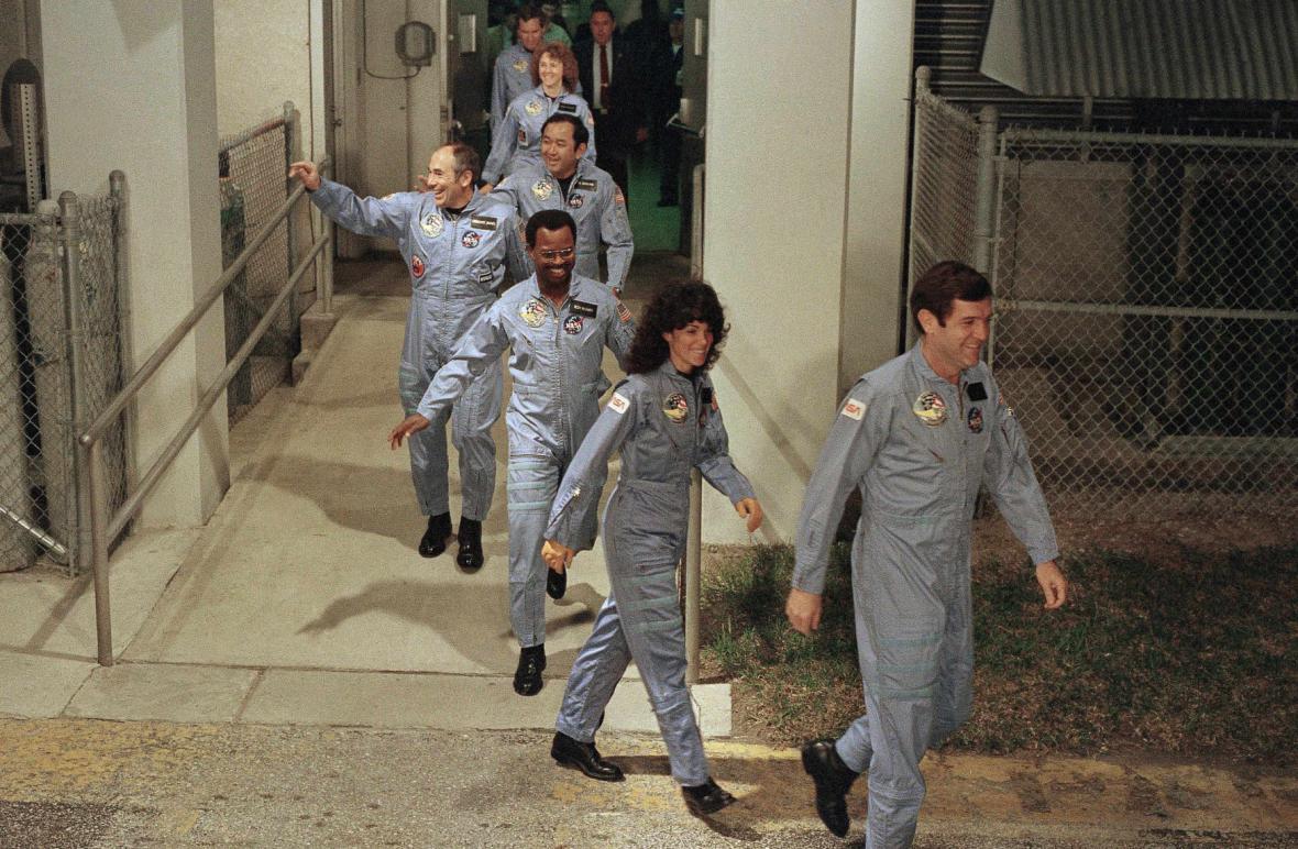 Ztroskotání raketoplánu Challenger 28. ledna 1986
