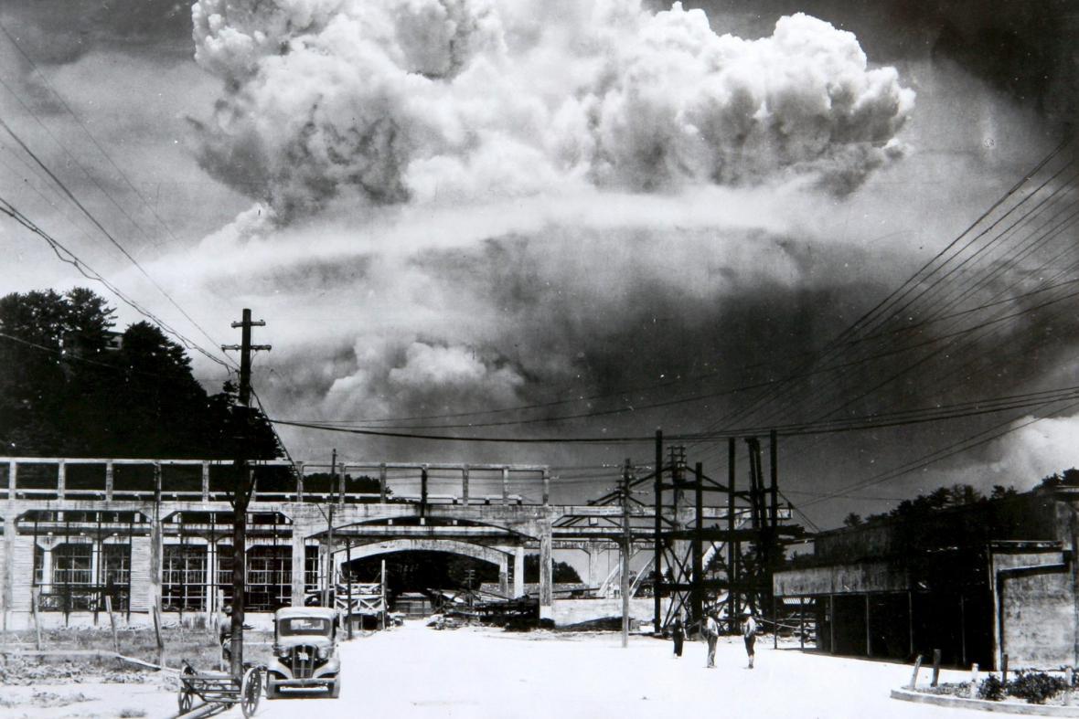 Nagasaki výbuch