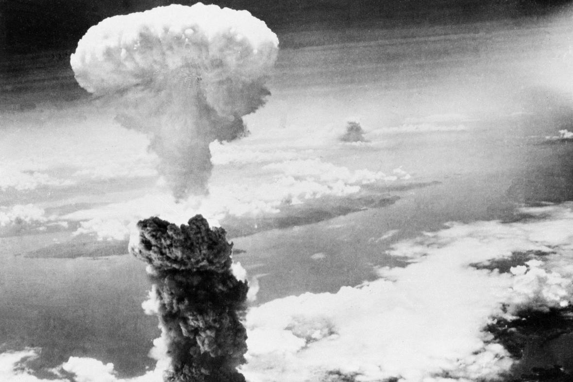 Výbuch u Nagasaki