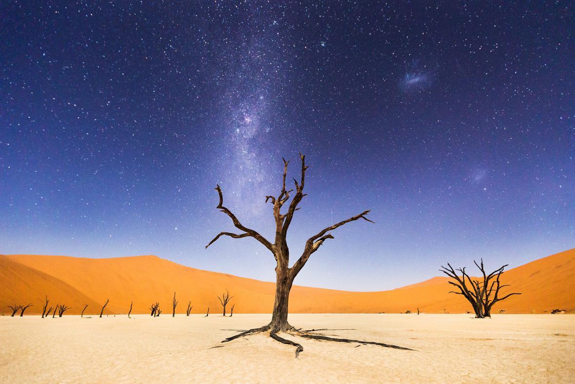 Vítězové fotografické soutěže National Geographic Traveler 2015