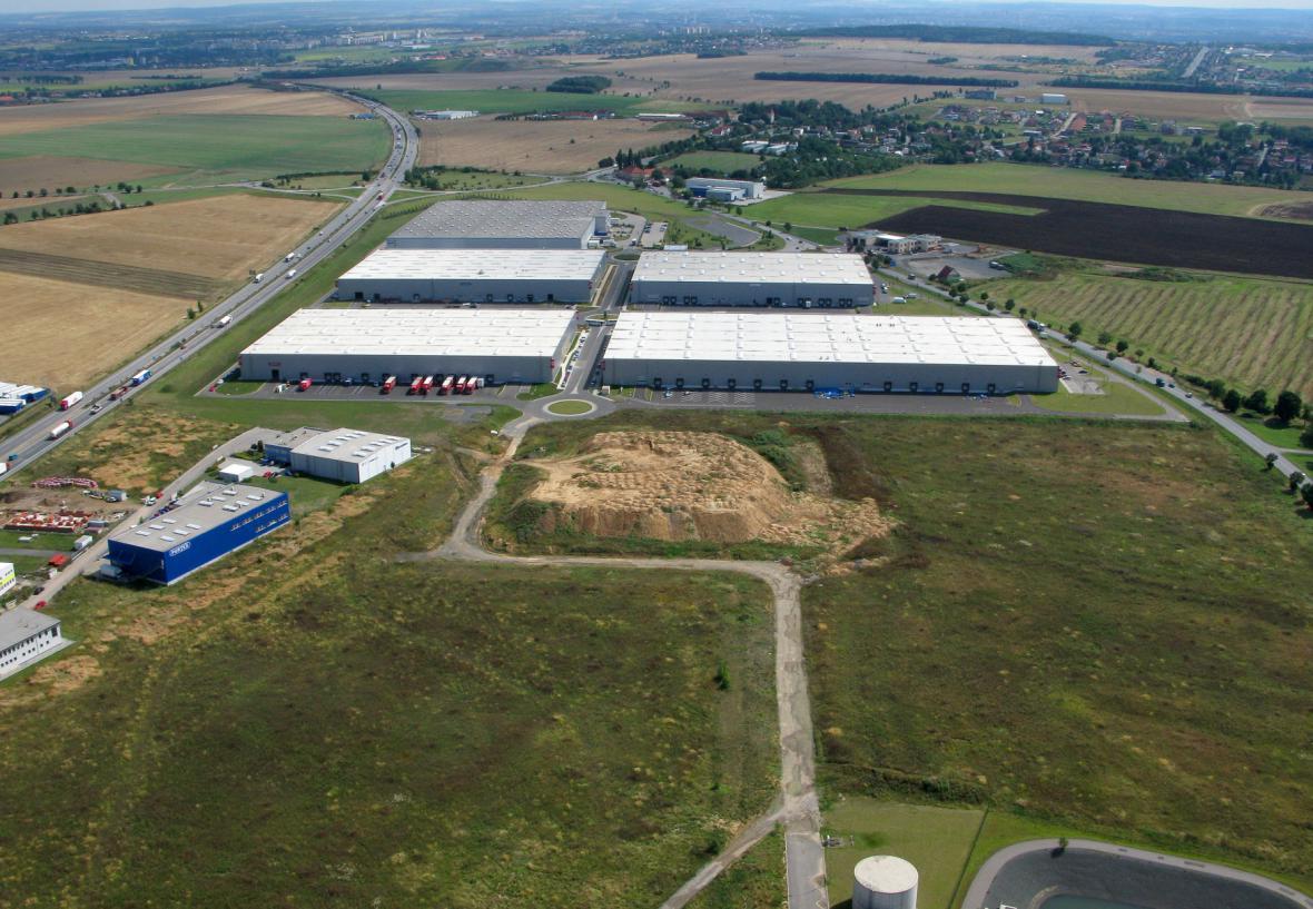 Logistické centrum