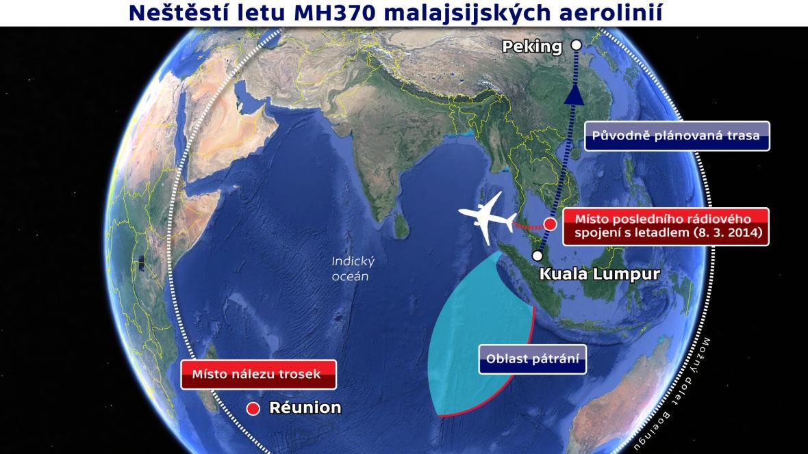 Neštěstí letu MH370