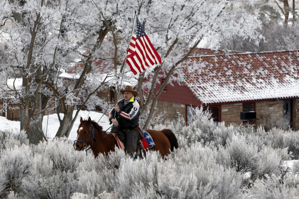 Ozbrojený odpor farmářů z Oregonu