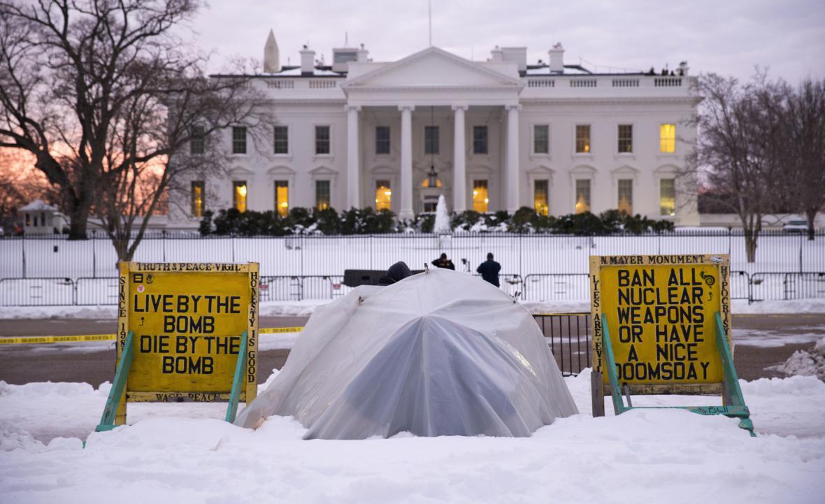 Po mnoho let neodmyslitelné zátiší Bílého domu