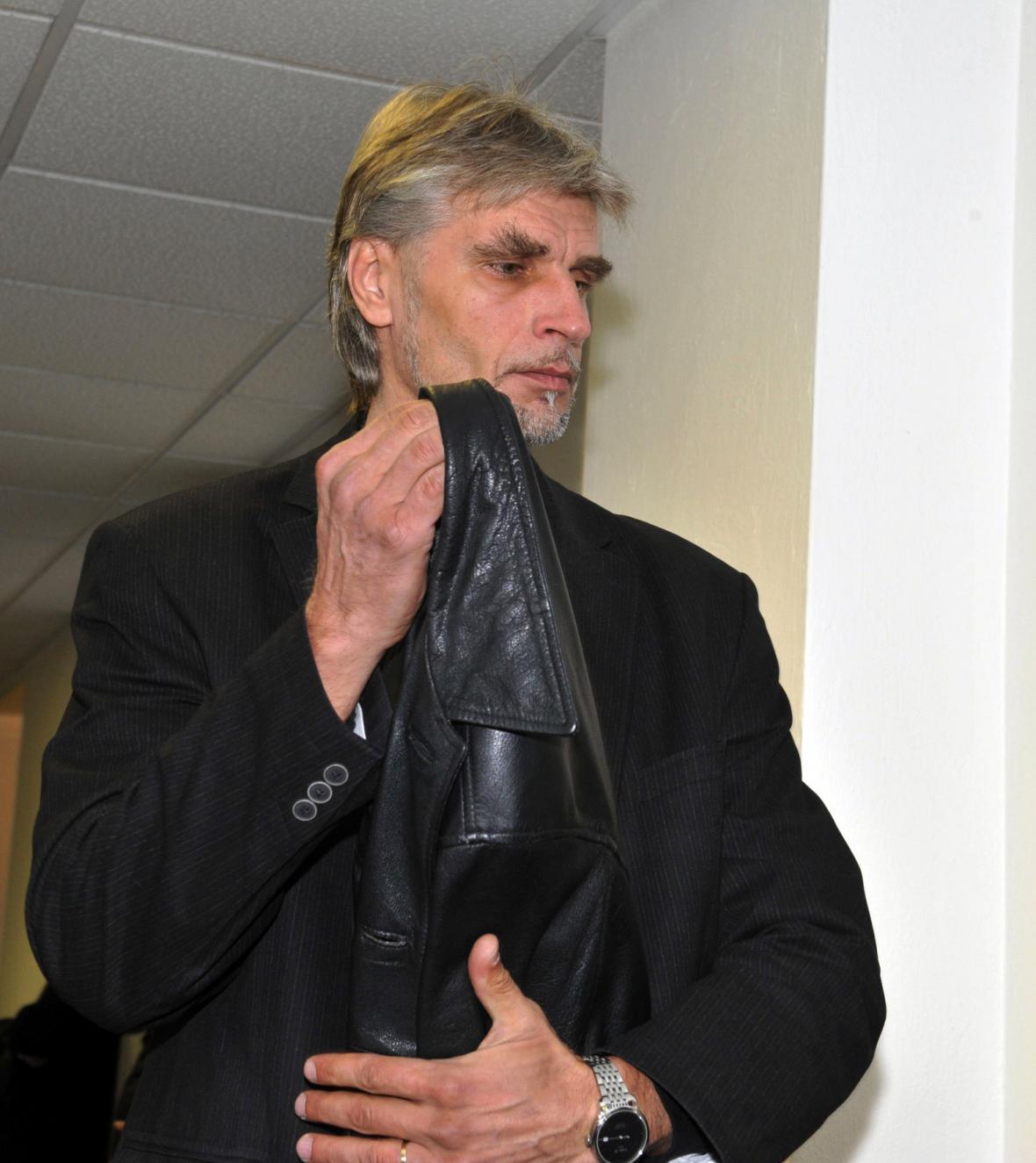 Jiří Večeř odmítá vinu za další nájemné vraždy podnikatelů s LTO