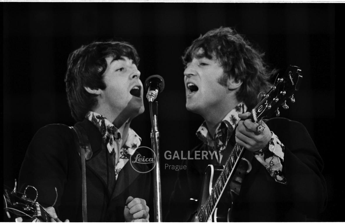 Keith Richards a Charlie Watts, 1972