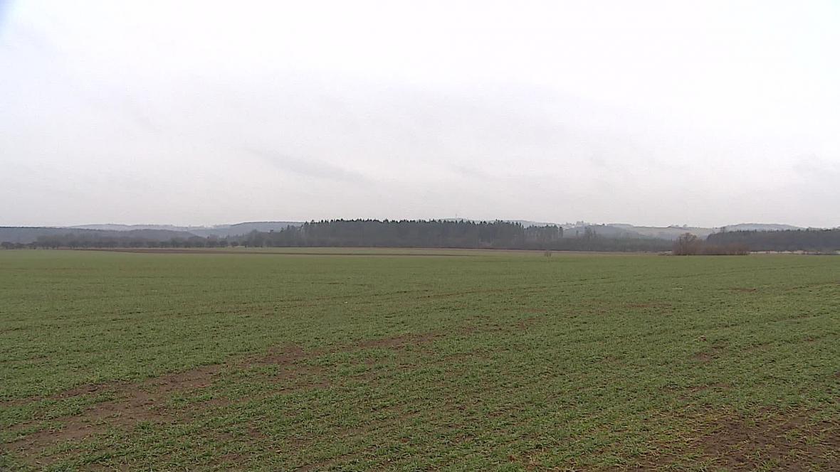 Koupě pozemků byla podle anonyma předražená