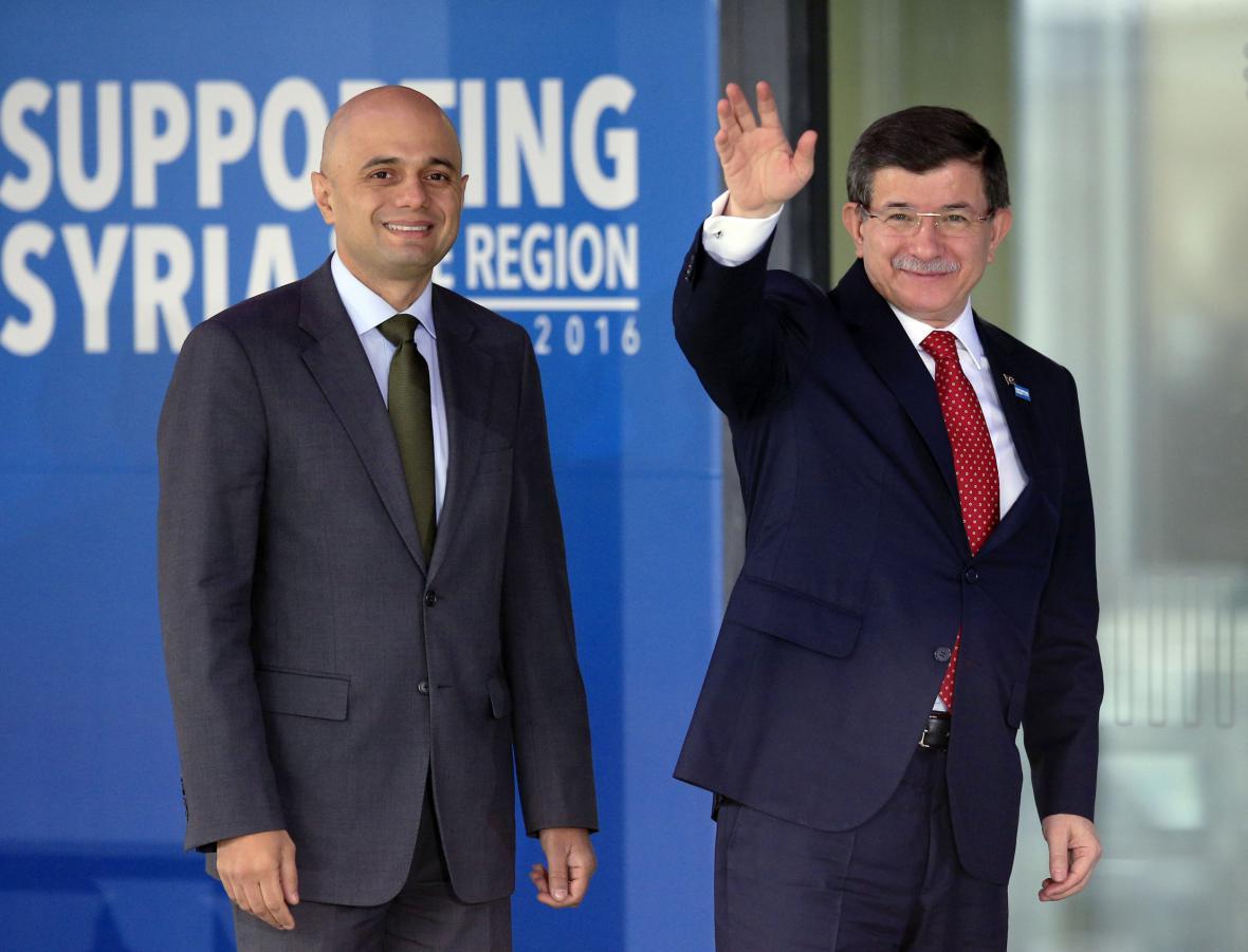 Dárcovská konference k Sýrii