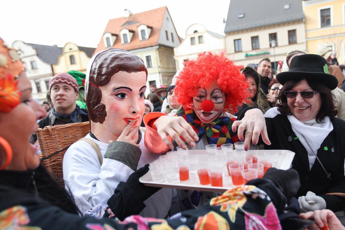 Česko slaví masopust