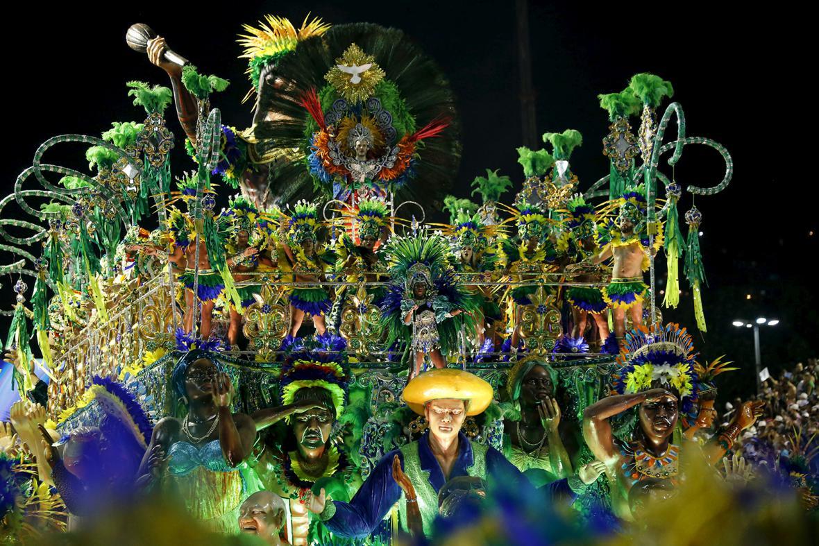 Karneval v Riu 2016