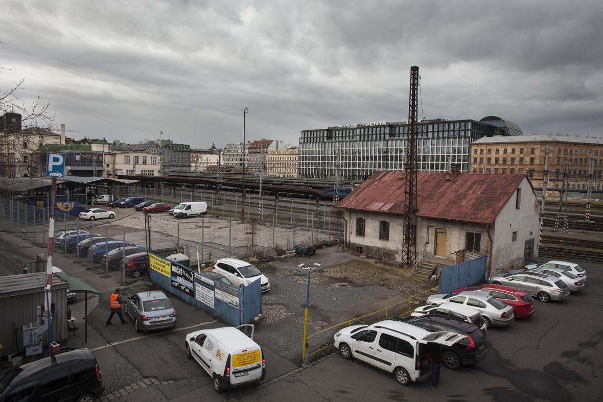 Kolem Masarykova nádraží vznikne obchodní čtvrť podobná londýnskému City