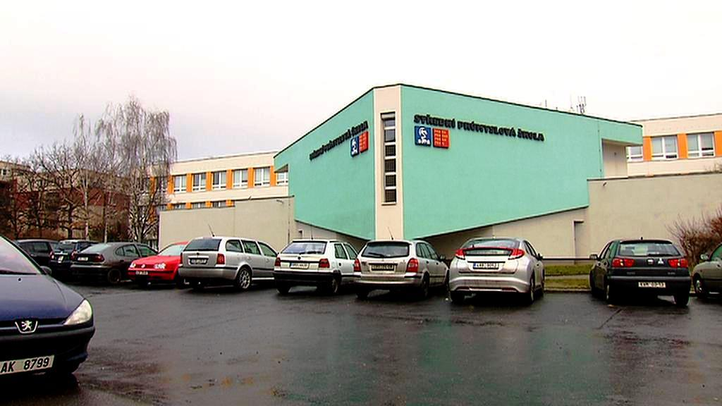 Střední průmyslová škola v Praze Na Třebešíně