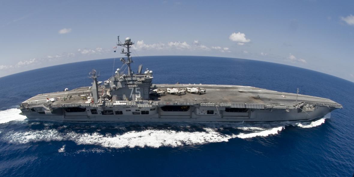 Letadlová loď Harry S. Truman