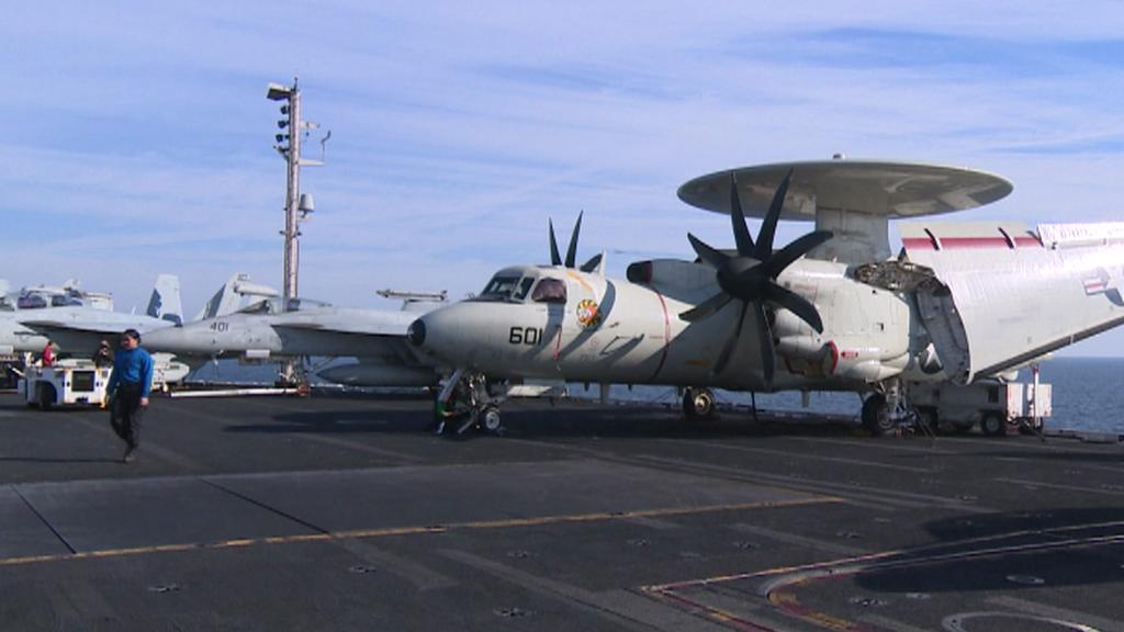 Palubní letouny Hawkeye