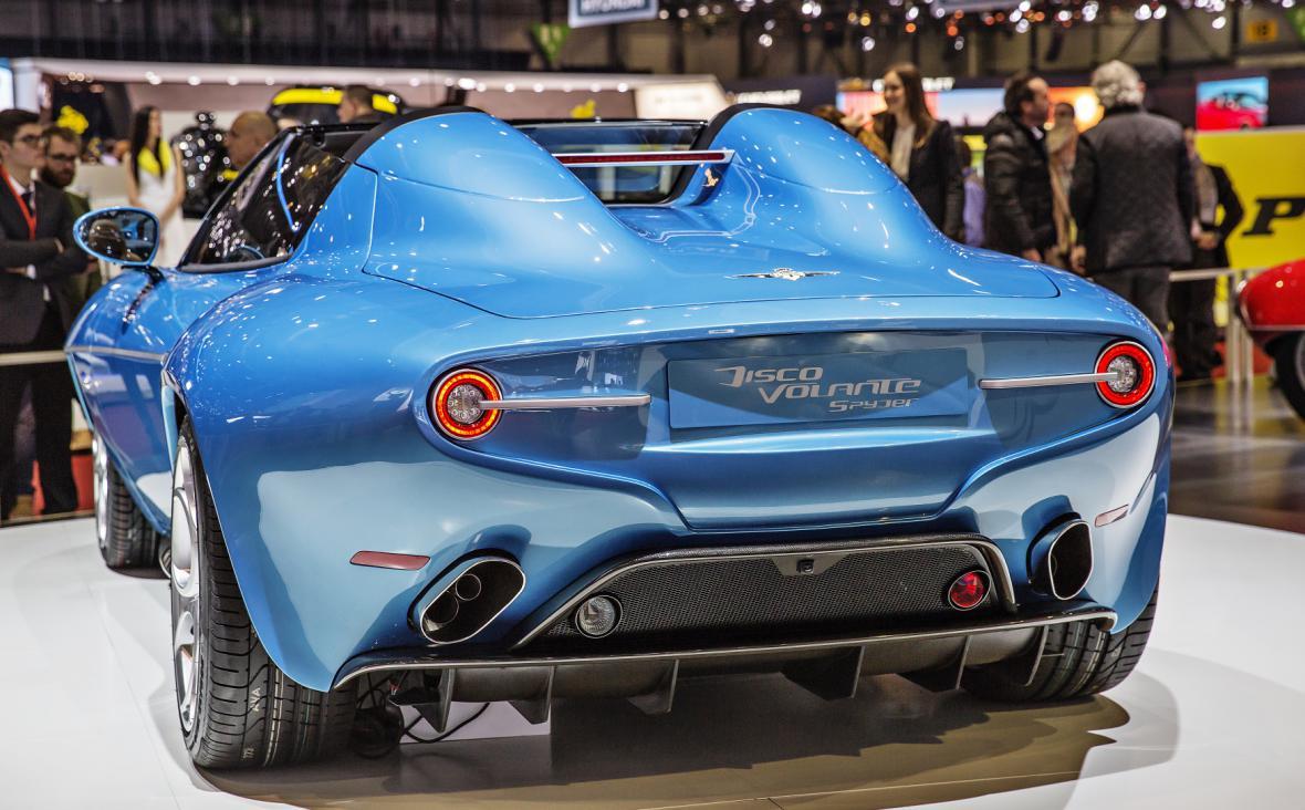 Autosalon v Ženevě 2016